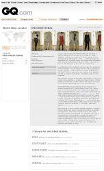 Marken-Suchmaschine TheLabelfinder jetzt auf GQ.com