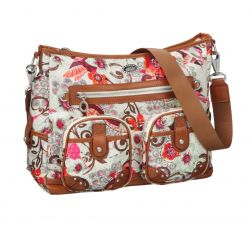 Oilily Summer Birds Shoulder Bags