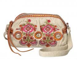 Paisley Small Party Bag