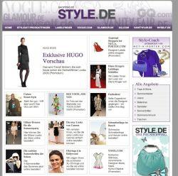 Hugo Boss neuer Shop-Partner von style.de