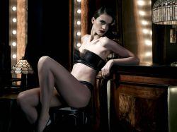 La Perla Black Label: Cabaret