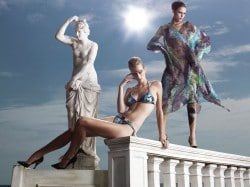 La Perla Beachwear Collection 2011