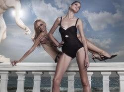 La Perla Beachwear Collection 2011