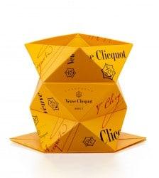 Clicq'up - Ein faltbarer Champagner Kühler