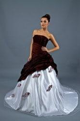 das richtige Brautkleid für die Hochzeit