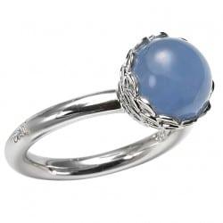 Blau ist das neue Schwarz - CAI Ring Pastellblau