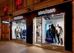 Strellson eröffnet neuen Shop in Paris