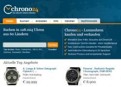 Chrono24.de verkauft Luxusuhren für 750 Millionen Euro