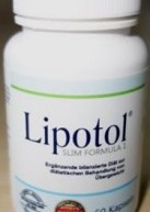 Lipotol – bilanzierte Diät zur diätetischen Behandlung von Übergewicht