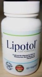 Lipotol - bilanzierte Diät zur diätetischen Behandlung von Übergewicht