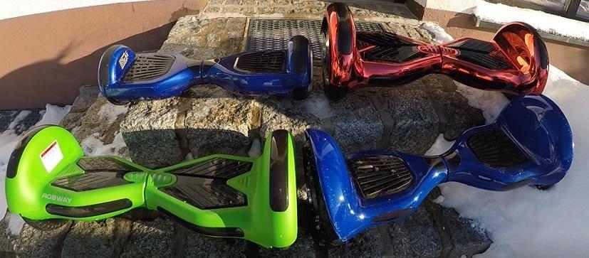 Hoverboard Kauf – darauf muss ich beim Kauf achten