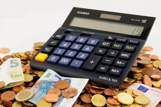 Finanzen Rechner