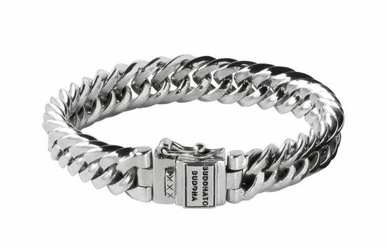 Armband Buddha Chain Silber 925