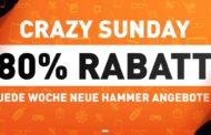baaboo Shop - Der Crazy Sunday wartet auf Dich!